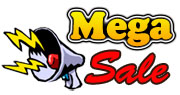 mega sell super rate discount
