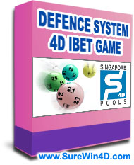Singapore lottery 4d ibet & toto jackpot system software