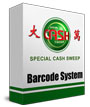 special sweep cash 4d barcode scanner software